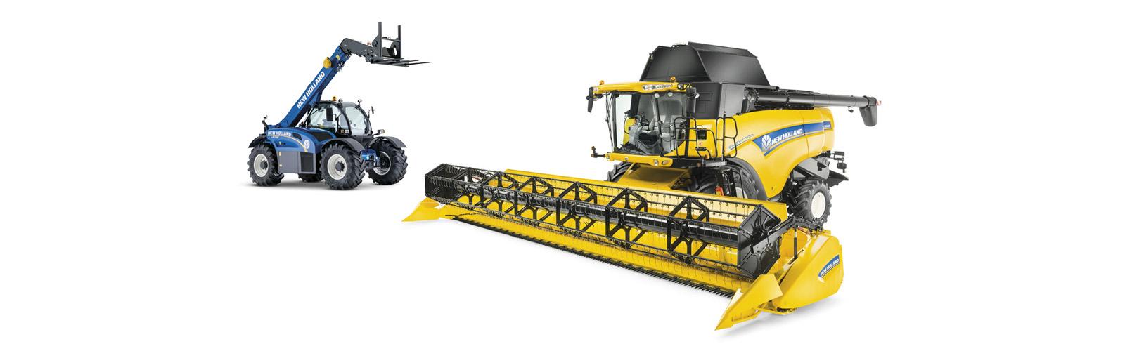 Vendita macchine nuove e usate terrepadane for Consorzio agrario cremona macchine agricole usate