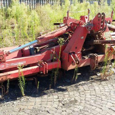 Erpice kuhn hr6002dr terrepadane for Consorzio agrario cremona macchine agricole usate